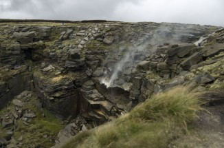 Kinder Downfall by Martin Stubbings