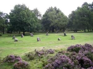 Nine Ladies Stone Circle