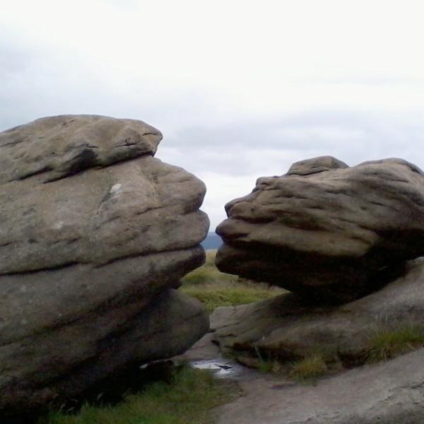 The Wain Stones