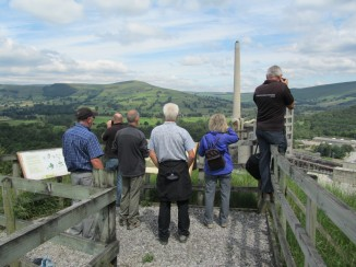 Our guided tour of the Lafarge cement works at Hope