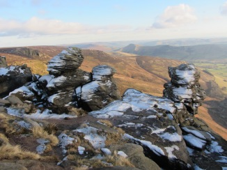 Southern Edge of Kinder Scout