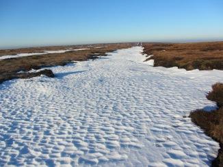 Snow on Wessenden Moor