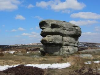The Eagle Stone