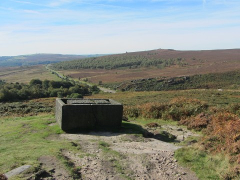 The Trough on the Moors