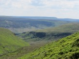 View toward Bleaklow from near Laddow Rocks