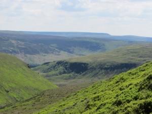 View toward Bleaklow from near Laddow Rocks