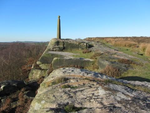 Nelson's Monument, Birchen Edge