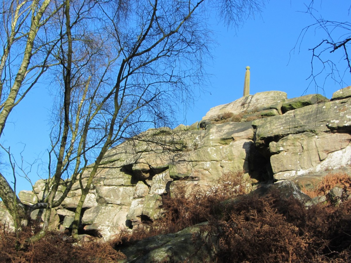 Nelson's Monument, Birchen Edge