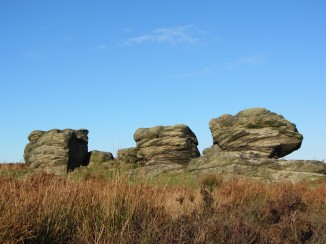 The Three Ships, Birchen Edge