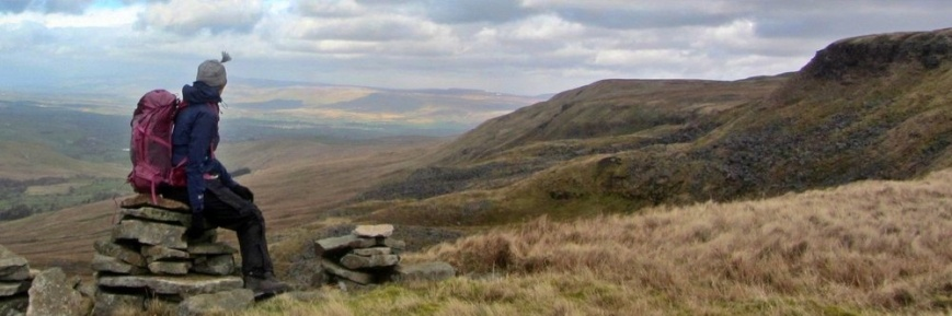 Guided hill and moorland walks with Peak Walking Adventures.